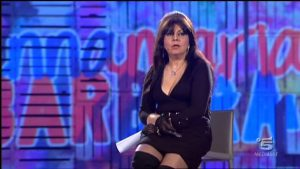 Anna Maria Barbera a Zelig